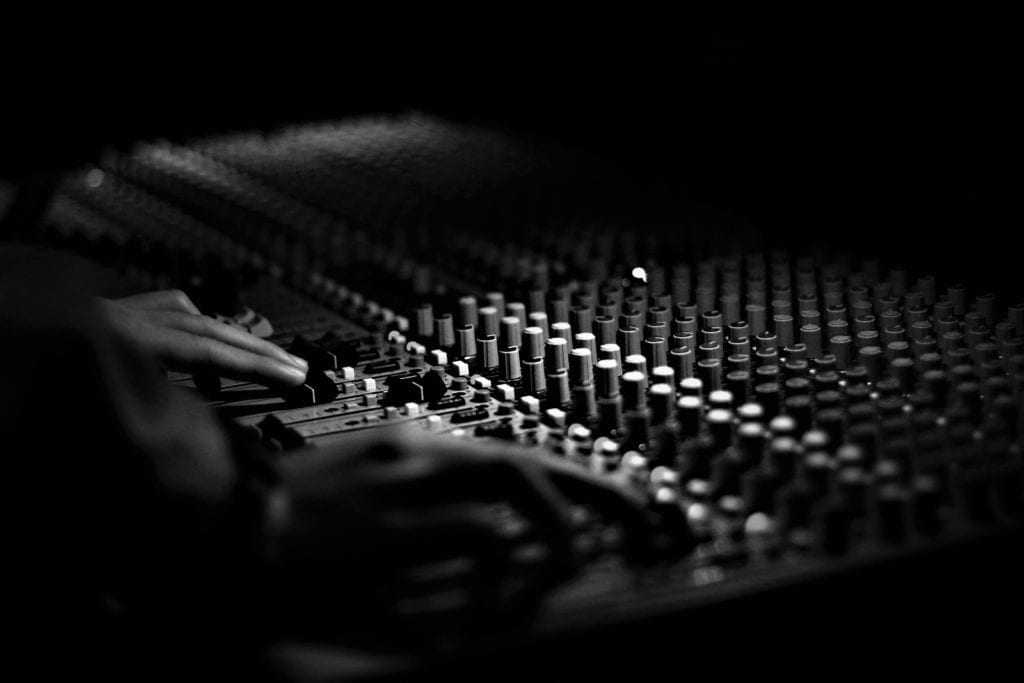 The popular use of headphones is also affect mixing and tracking.