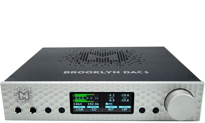 This boutique amplifier is a great option for both professional and casual listening applications.