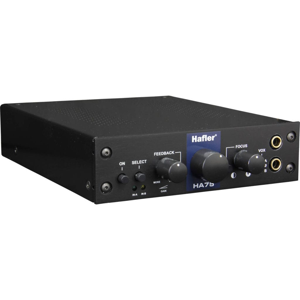 The Halfer Tube amp has complex functionality at an introductory price point.