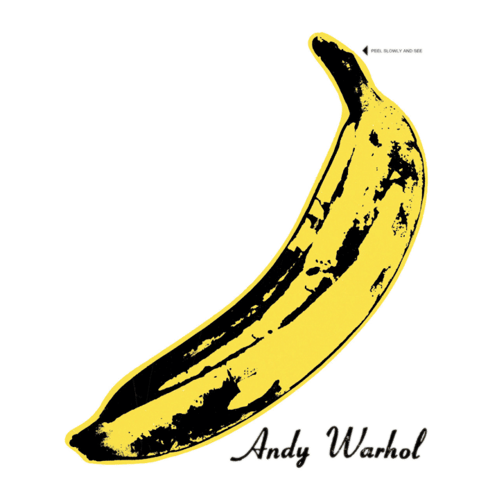 The Velvet Underground & Nico - Self Titled Debut.