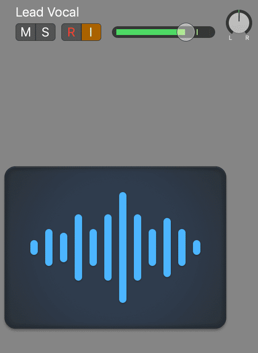 You need a clean and clear signal when performing this effect.