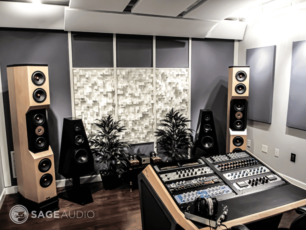 De-essing can be performed during mastering, and excessive sibilance can be fixed.