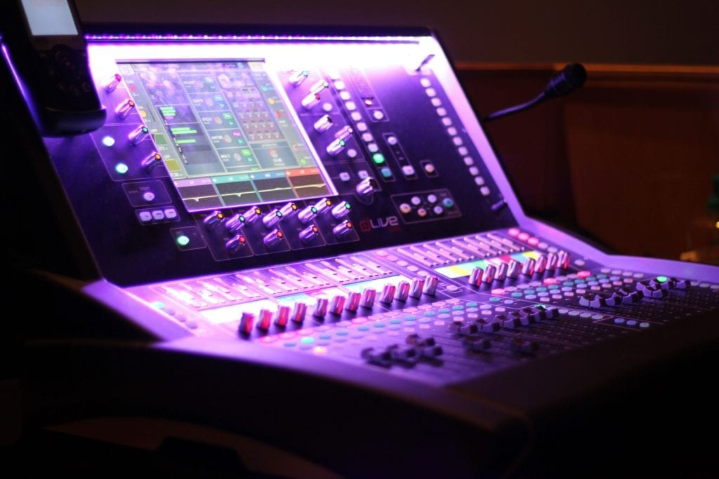 Addition processing is ideally handled by the sound board.