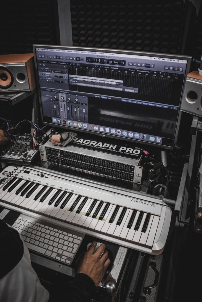 You can now control the harmonies of the input with a midi-controller