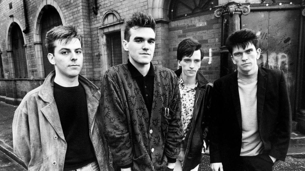 The Smiths made cleanly produced records.  The Queen is Dead offers some of their most polished productions.