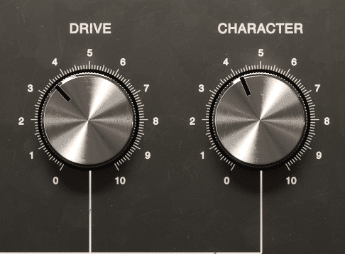 The Drive of a harmonics plugin is often a good function to automate during mastering