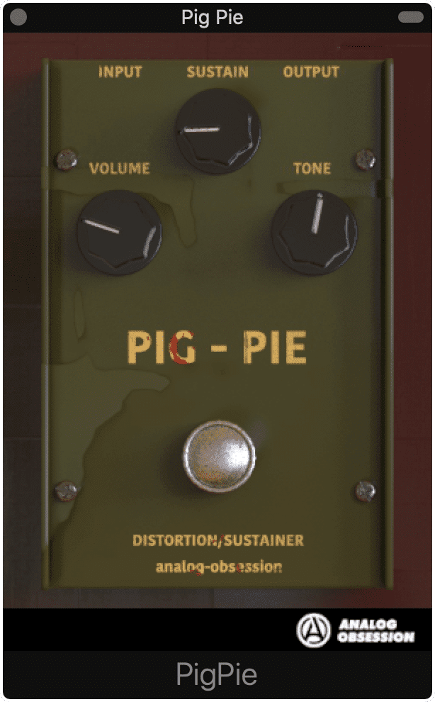 Simplistic in design, the Pig Pie can be used for multiple applications.
