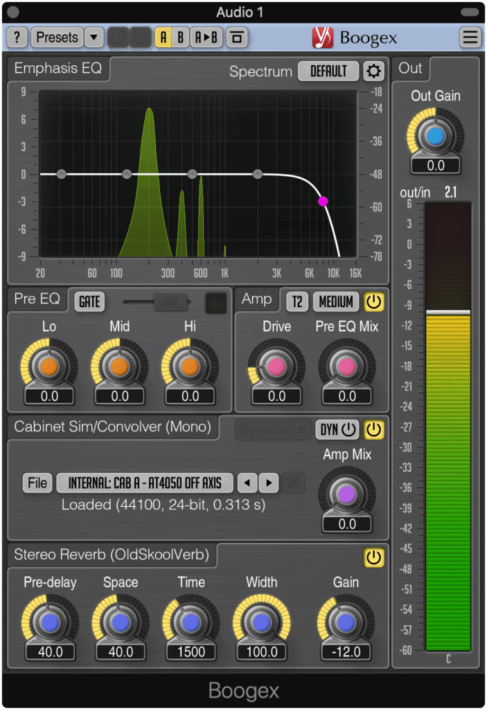This plugin is the most complex and nuanced on this list.