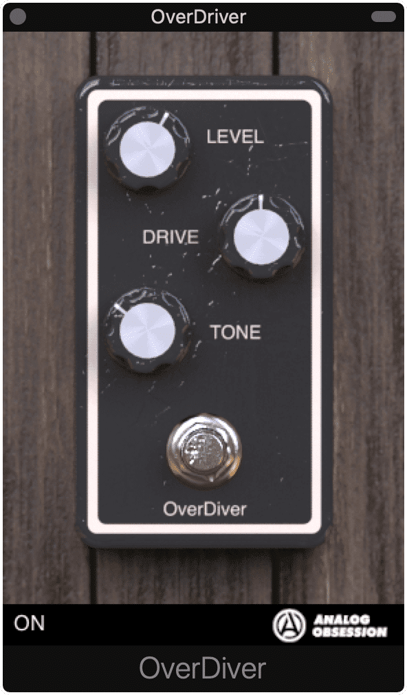 Simplistic yet powerful, the OverDiver is a great option for odd harmonic generation.