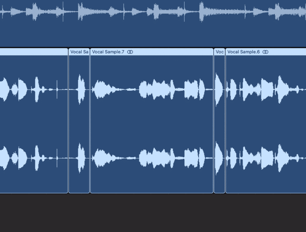 Clip gain is a great next step, as it allows you to control the dynamics of your vocals without noticeable compression