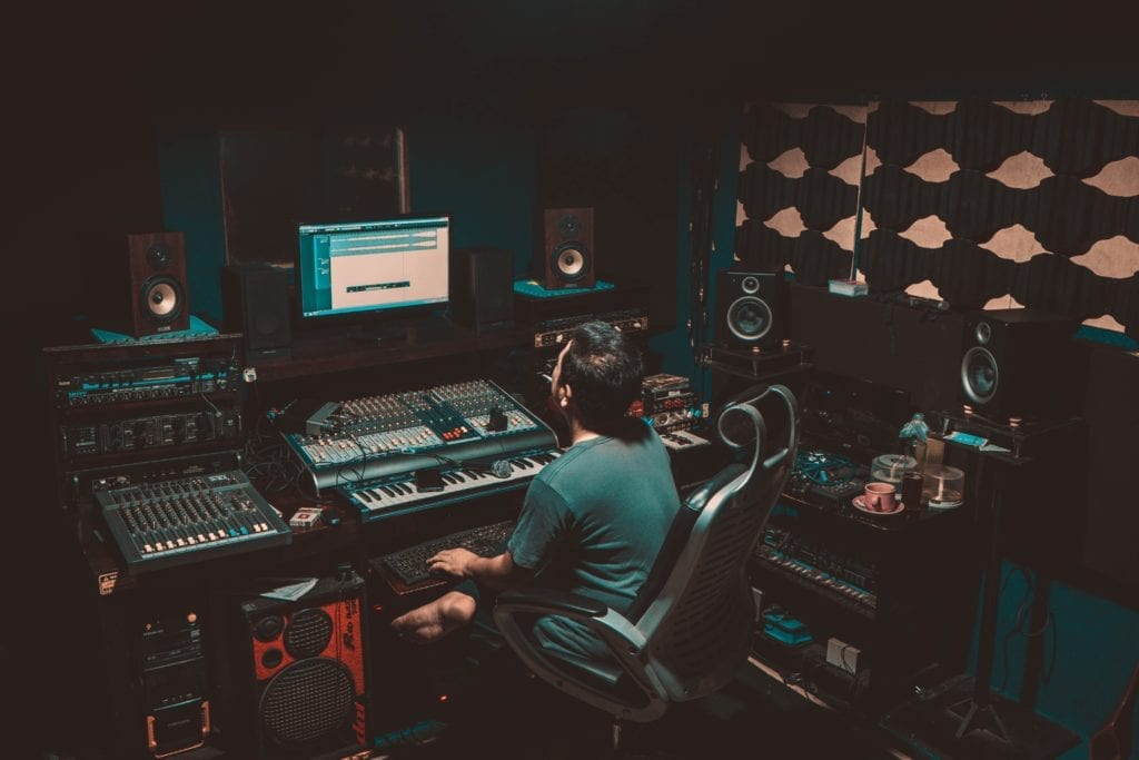 Most saturation used during mixing is created via digital processing that mimics analog equipment.