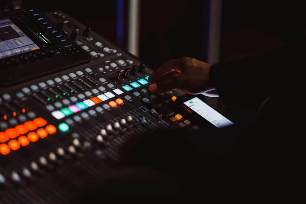 Recording your vocal at the right level will ensure the rest of the processing can be performed correctly.