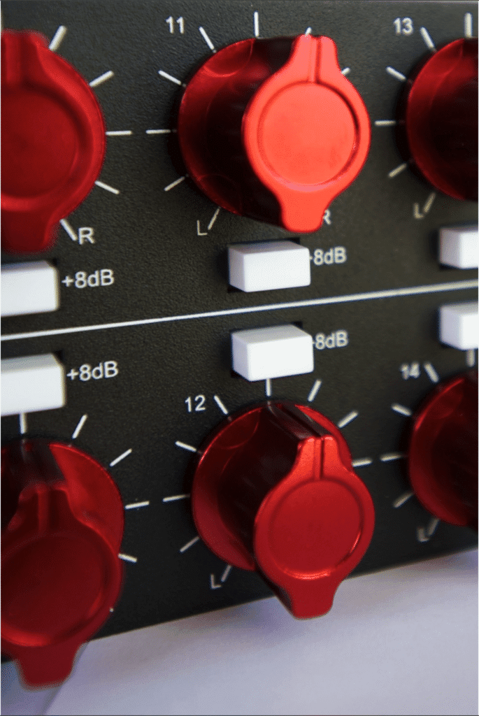 An additional 8dB of gain is possible with this mixer.