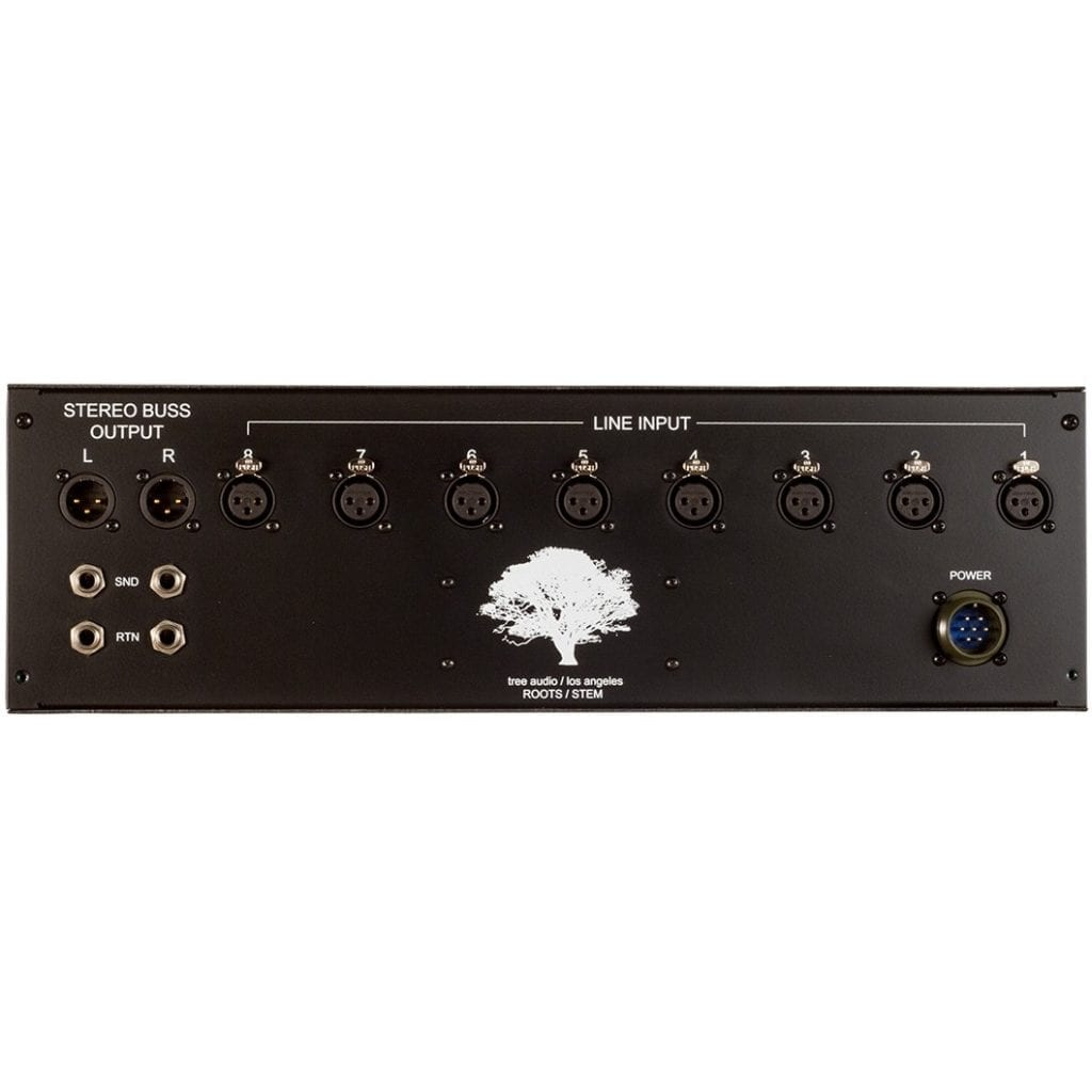 The Tree Stem Audio is a simplistic unit that creates a great analog sound.