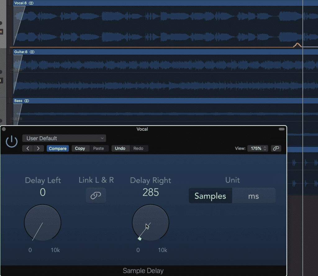 You can also enable the latch function and then simply adjust the parameter during playback.  This will write the points for you.