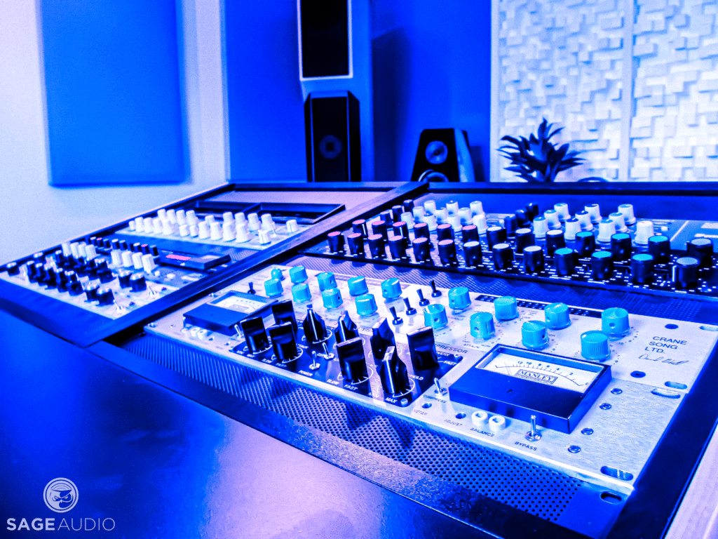 Analog processing is more nuanced than analog emulation via digital processing.  For a classic and more complex sound, try analog mastering for your Gospel track.