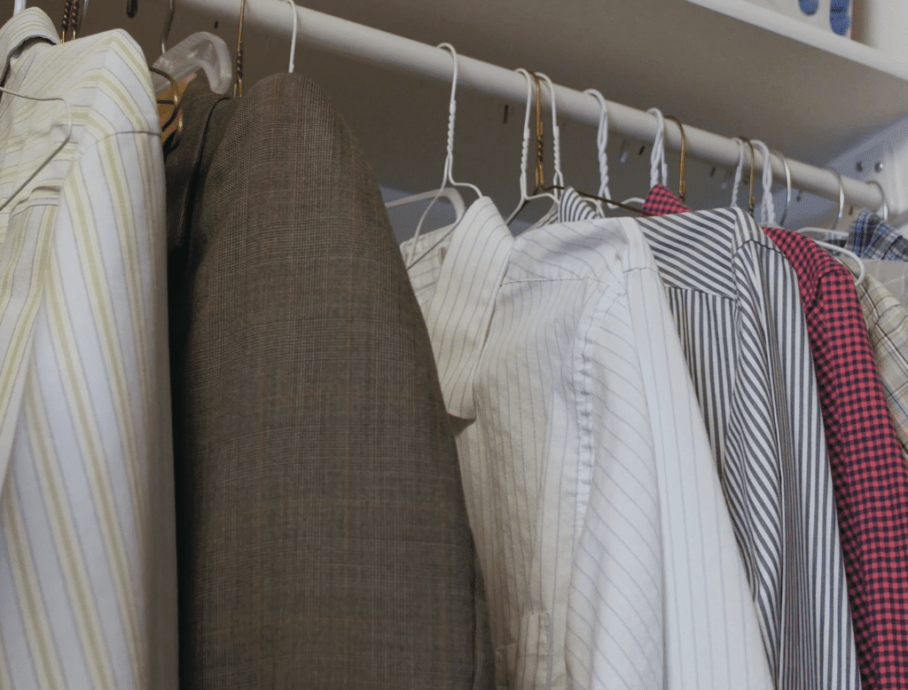 You can also record in a closet - the number of cloths will dampen the sound of reflections.