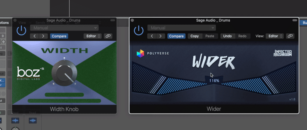 These two plugins, although seemingly similar at first, do different forms of processing.