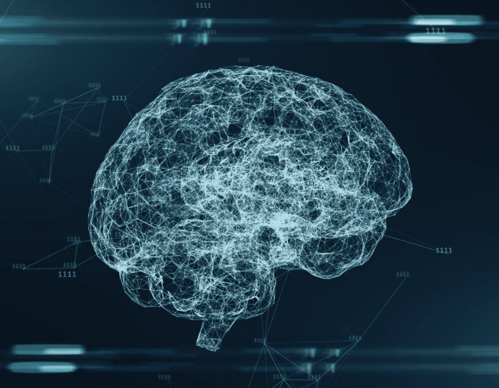 AI is a form of software that can learn over time and form new connections and patterns with data.