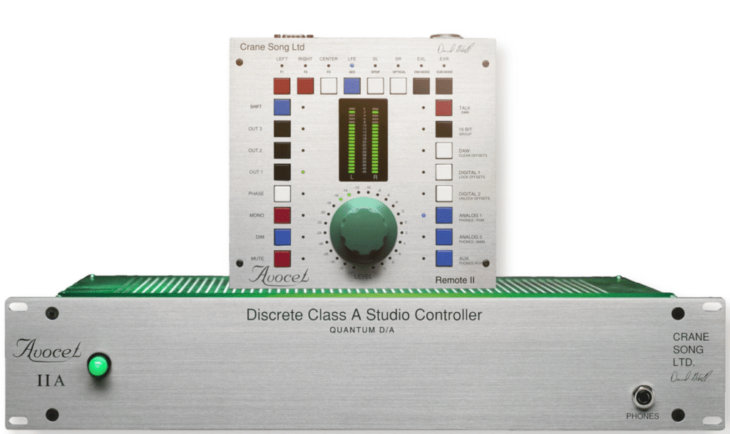 This monitor controller is a popular high-end unit.