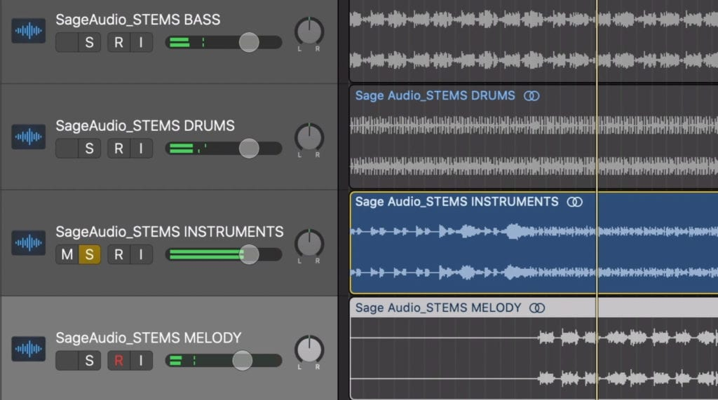 Stem mastering allows engineers to quickly create multiple versions of a song of recording.