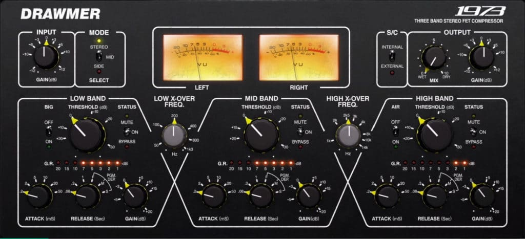 Use a compressor you like the tone of and heavily compress the signal.