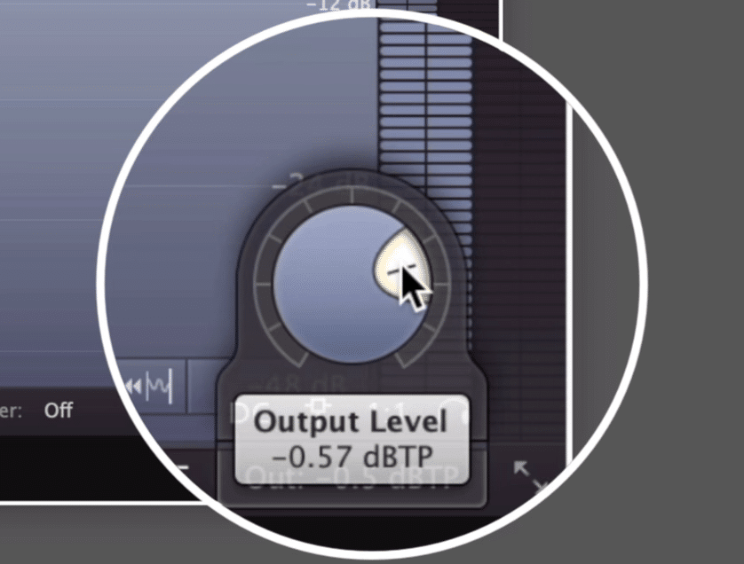 Reducing the ceiling of your limiter reduces the changes of inter-sample peaking.