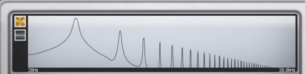 Here are some of the harmonics that this plugin can generate.