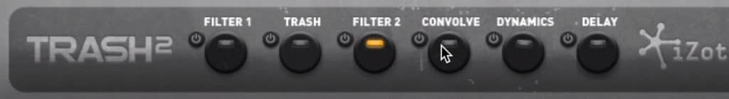 At the button of the plugin you can access 6 modules.