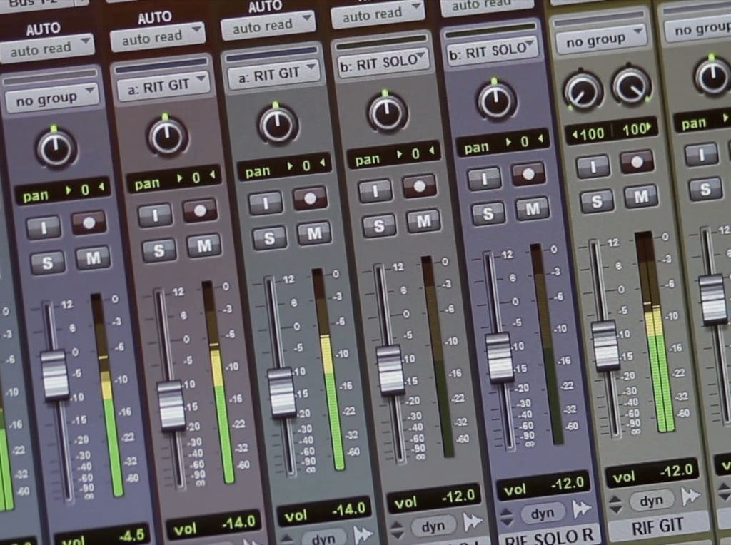 Try to create the best mix you possibly can without the use of limiting.