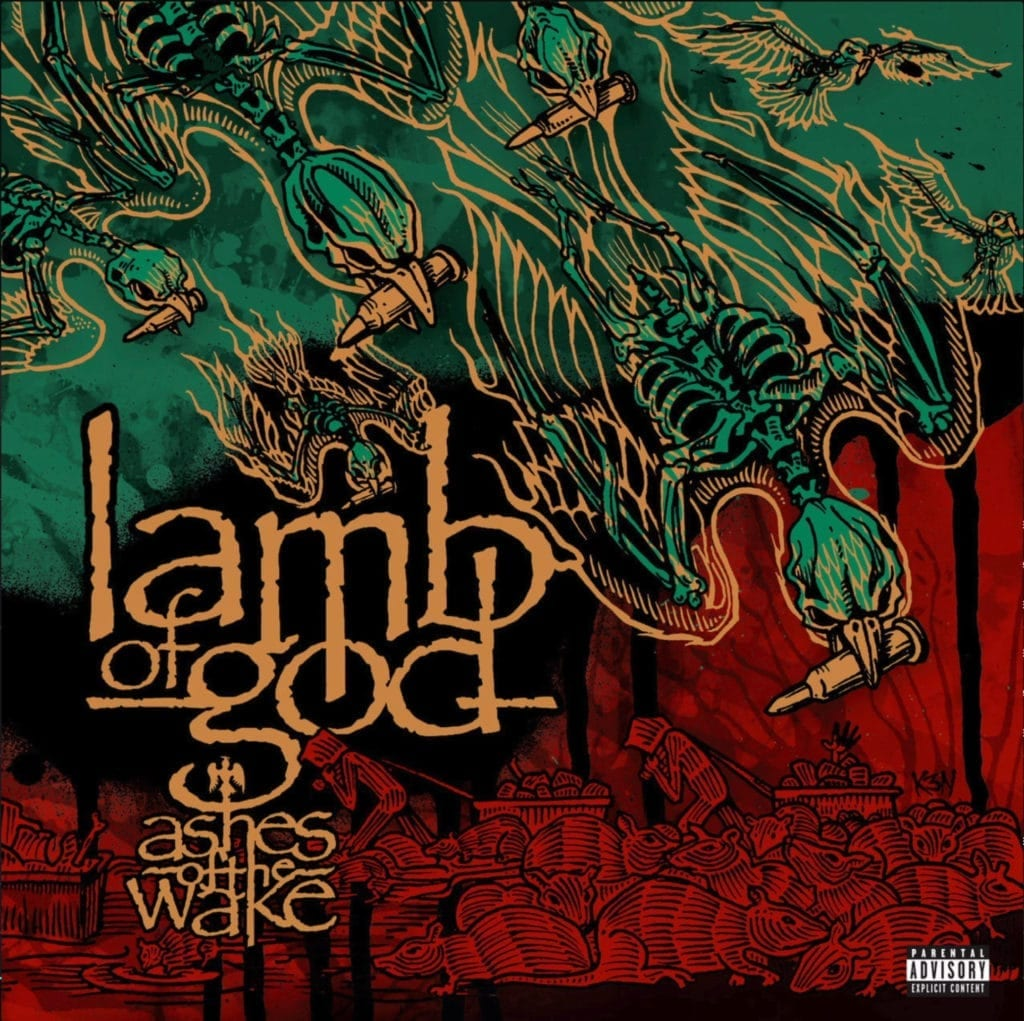 Lamb of God are a well known group - the Faded Line has an incredibly transient and sharp sounding master.