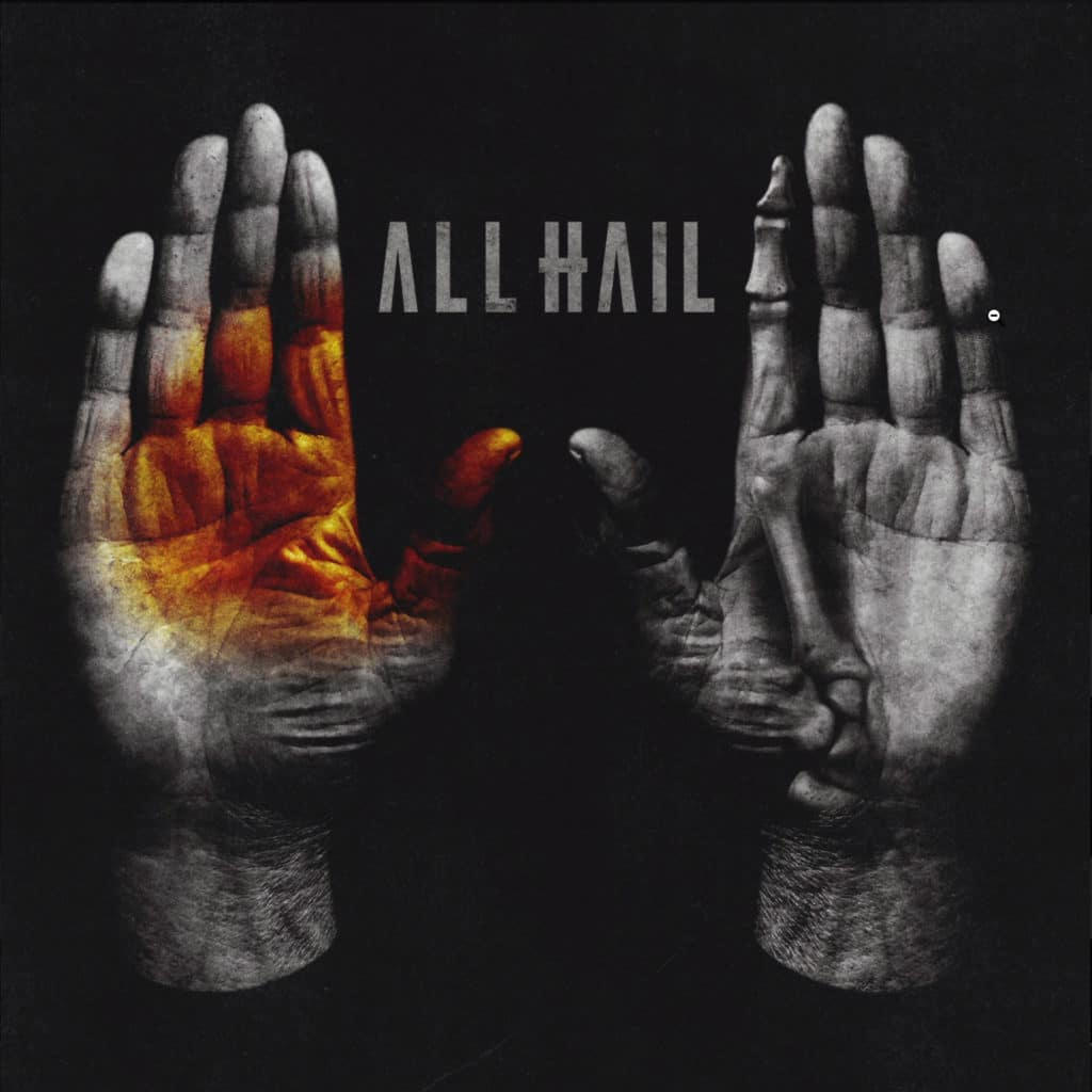 All Hail is a powerful and modern-sounding metal album.