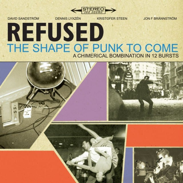 Although more often associated with Punk, Refused made a great punk-metal fusion album in the late 90s.