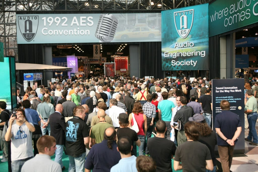 The Q10 was unveiled at the 1992 AES convention