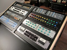 Equipment used for Mixing