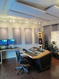 Sage Audio Studio Photo