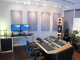 Professional Studio Design